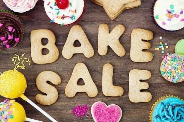 Bake Sale today at Greyhound Pac-A-Sac, starting at 9 AM and benefitting our Strawn Youth Association. Come by and get some baked goods before they run out!