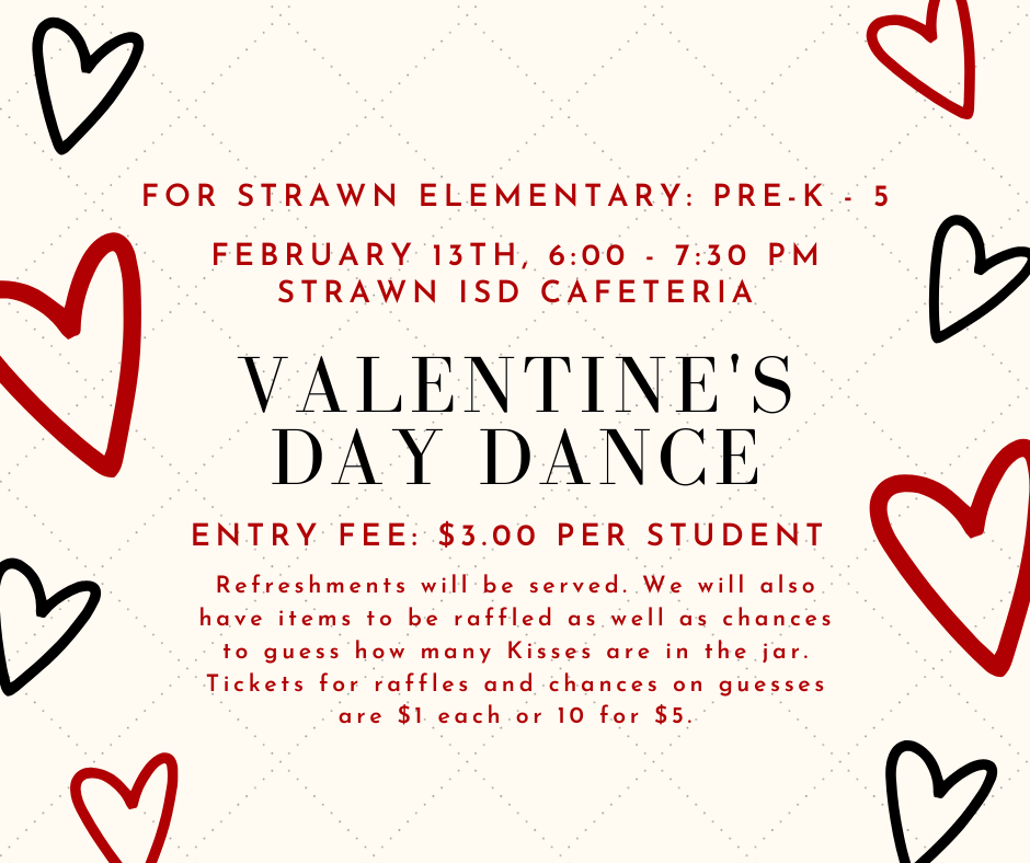 Valentine's Dance for Elementary
