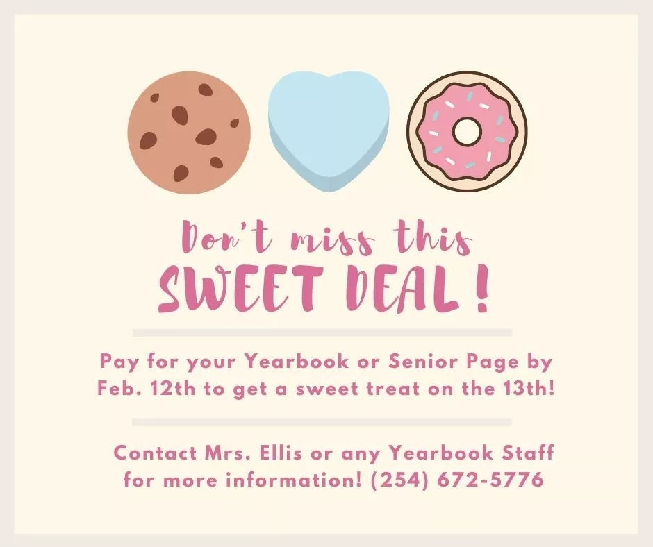 yearbook deal