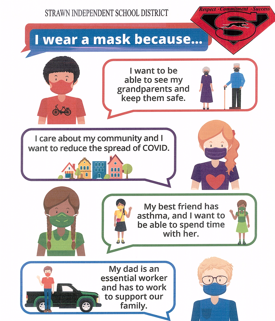 Your Child and Face Masks: Why I Wear A Mask